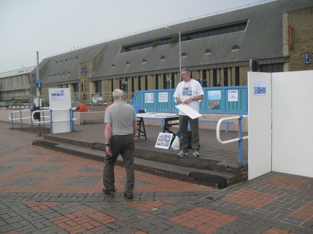 Hello. What is your big idea for Kirkcaldy Promenade ?
