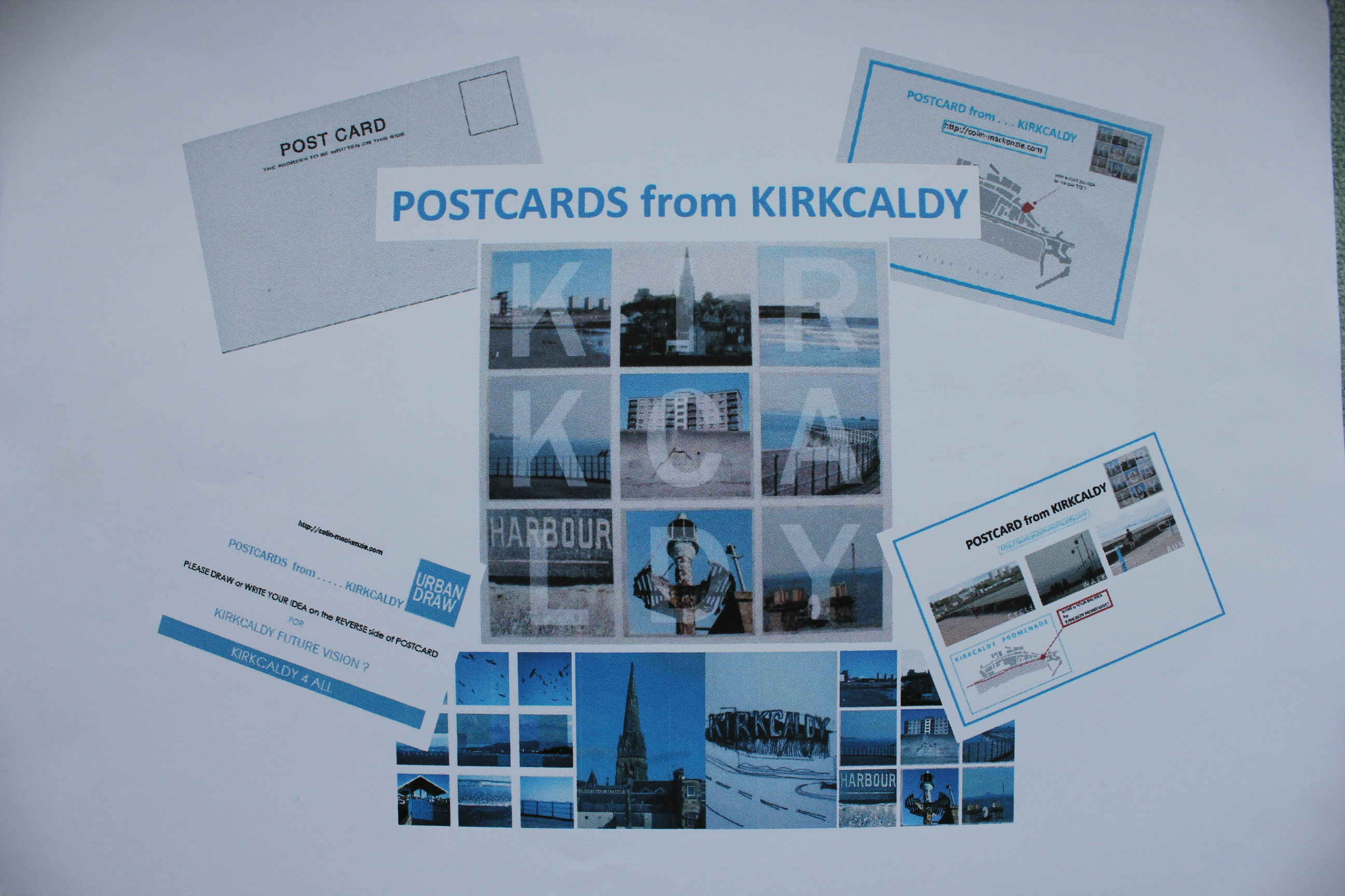 ESSENCE OF THE POSTCARDS