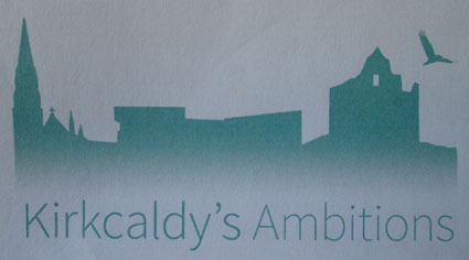 SMALLKIRKCALDY AMBITIONS LOGO SKYLINE